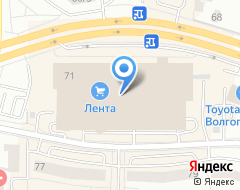Компания Torex Premium на карте города