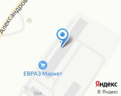 Компания Евраз Металл Инпром на карте города