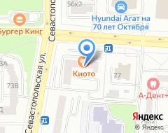Компания Адвокатский кабинет Великановой В.Н. на карте города