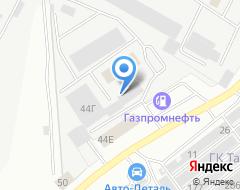 Компания Комбинат строительных материалов на карте города