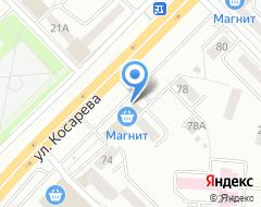 Компания Ваши Двери на карте города