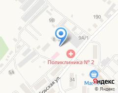 Компания Строящееся административное здание по ул. Октябрьская (Луховка) на карте города