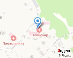 Компания Кочкуровская центральная районная больница на карте города