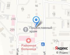 Компания УЦРБ на карте города