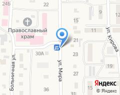Компания УльяновскФармация на карте города