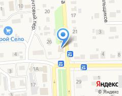 Компания Кооп-Союз, ПО на карте города