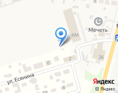 Компания Торговая компания на карте города