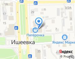 Компания Московская ярмарка на карте города