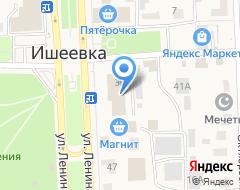 Компания Сапфир на карте города