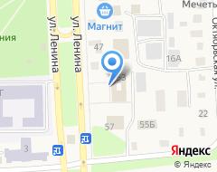 Компания Отделение ГИБДД межрайонного отдела МВД России на карте города