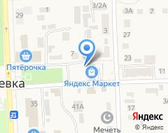 Компания Поволжский банк Сбербанка России на карте города