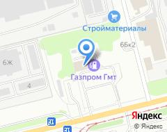 Компания Инком на карте города