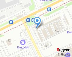 Компания ЦентрСнабСтрой на карте города