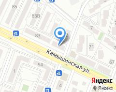 Компания Decorclub на карте города