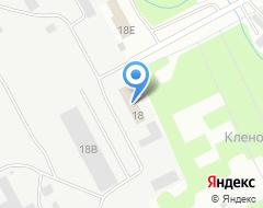 Компания Ульяновский комбинат строительных материалов, ПАО на карте города