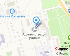 Компания Территориальный орган Федеральной службы государственной статистики по Ульяновской области на карте города