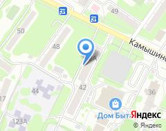 Компания Аква-Стиль на карте города