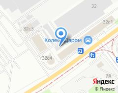 Компания Rezarm на карте города