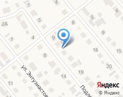 Компания Ишеевский камень на карте города