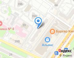 Компания Окна-СОК-Ульяновск на карте города