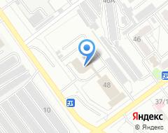 Компания Ульяновские распределительные сети на карте города