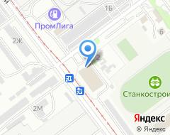 Компания Симбирск Петролиум Плюс на карте города