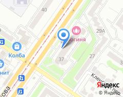 Компания Центр Судебных Экспертиз на карте города