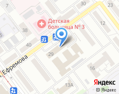 Компания Топограф на карте города