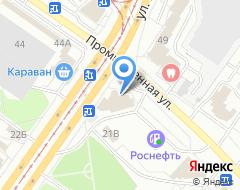 Компания Деметра на карте города