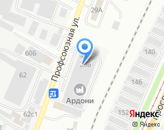 Компания АБЗ СПЕКО на карте города