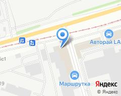 Компания ТАЙФУН УЛЬЯНОВСК на карте города