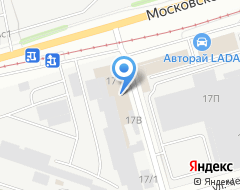 Компания Дека на карте города