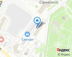 Компания РУС.ГИД на карте города