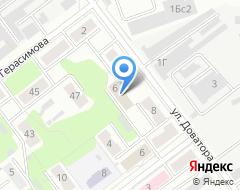 Компания Симбирская группа КМ на карте города
