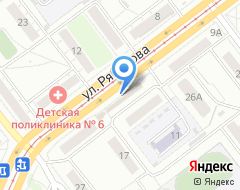 Компания Ваш дом на карте города