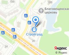 Компания СпецСтекло на карте города