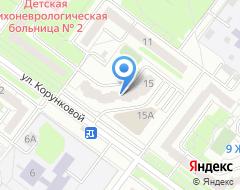 Компания Дэмост на карте города