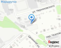 Компания Электроград на карте города