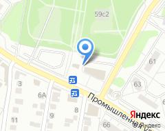 Компания Ульяновская лаборатория строительно-технической экспертизы на карте города