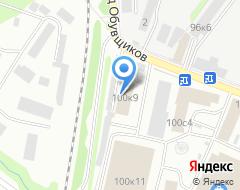 Компания Строй-Ком на карте города