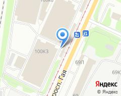 Компания Элитаж на карте города