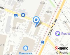 Компания Стальной Стандарт на карте города
