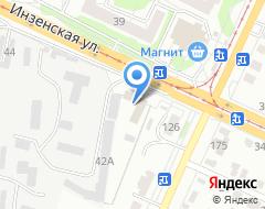 Компания Ульяновская дистанция гражданских сооружений на карте города