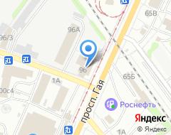 Компания Замки+ на карте города