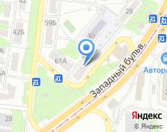 Компания Сангуру на карте города