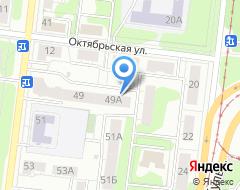 Компания СОЛКОМ на карте города