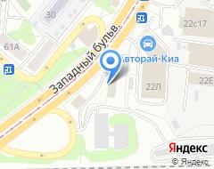 Компания Эстакада на карте города