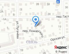 Компания РКК-Технология на карте города