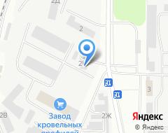 Компания Завод кровельных и стеновых профилей на карте города