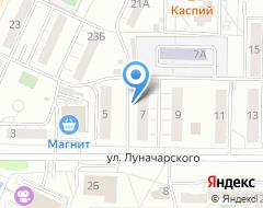 Компания ЭкоКлимат-Поволжье на карте города